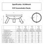 specificaties overzicht KVS Classic 10151