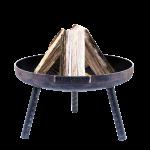 VUURmerk Vuurschaal KVS 55 Classic Stam met hout