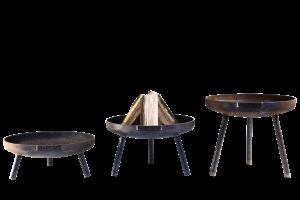 VUURmerk Vuurschaal KVS 55 Classic met hout