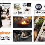 VUURmerk media . RTL4 Libelle VTwonen Woonbeurs Happinzez home & garden