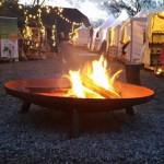 vuur warm veilig vuurkorf vuurschaal sterk stevig robuust